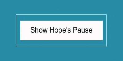 Show Hope's Pause Campaign