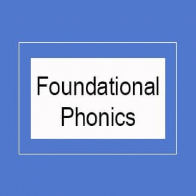 Foundational Phonics